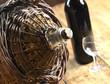 cubi de vin rouge