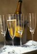 Flûtes de champagne