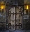 Spooky Door - 27288306