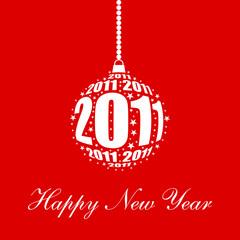 New Year's Celebration Design