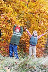 Kinder auf dem Land