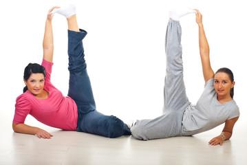 Active fitness women