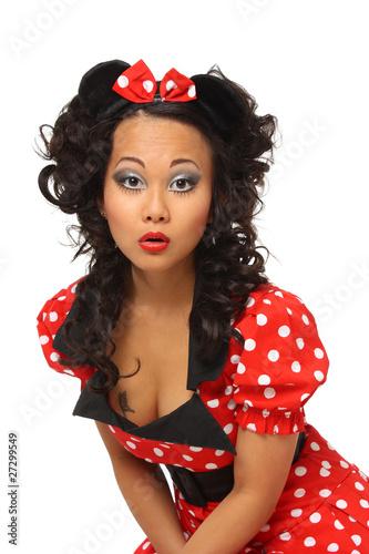 Minnie Maus Poster