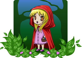 Little Riding Hood