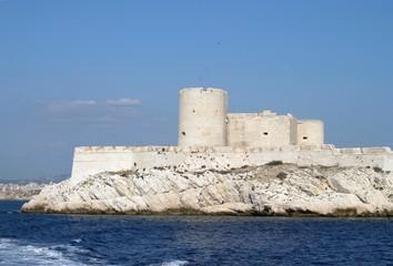 Ile et chateau d'If