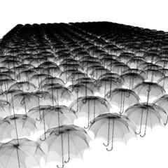 ombrelli linee tratto