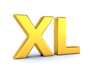 XL - 3d render