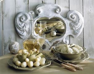 Salt-cod Brandade à la niçoise