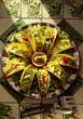 Tacos and guacamole