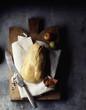 Foie gras uncooked