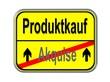 Akquise - Produktverkauf
