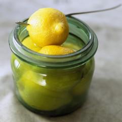 Confit citrus