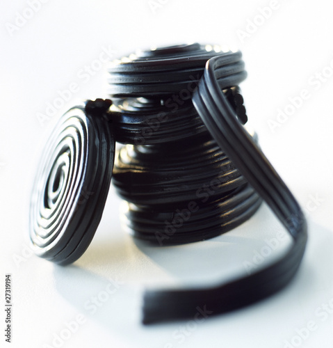 Licorice sweets