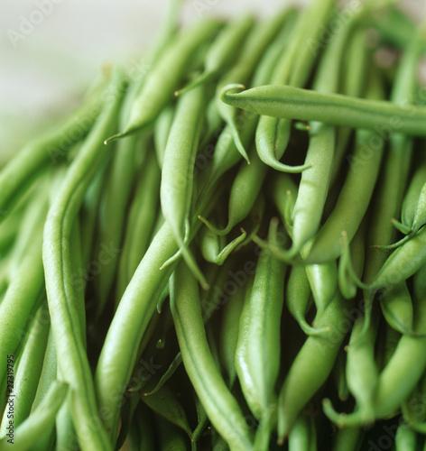 organic string beans