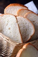 slices of sandwich bread