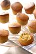 Matcha tea buns