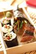 meat sushi