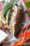 glazed mackerel