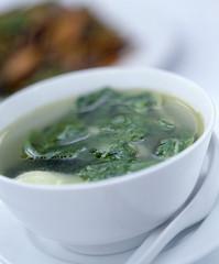 Miso seaweed soup