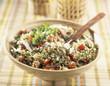 taboule-style quinoa salad