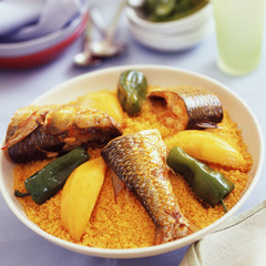 fish couscous