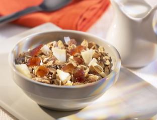 4 cereal organic muesli