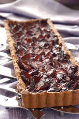 questch plum tart