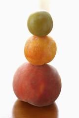 balancing fruit