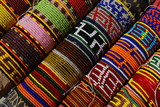 Bracelets de la tribu des Kunas, Panamá