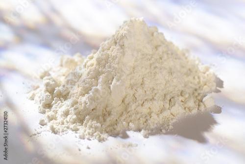 heap of flour