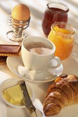 calorie-laden breakfast