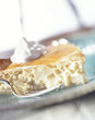 Pear and goat cheese pie