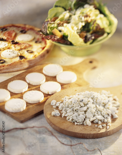 Cheese for pizza