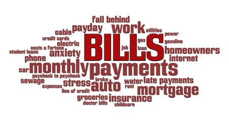 Bills Word Cloud