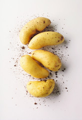 ratte potatoes