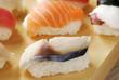 Saba mackerel Sushi