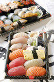 Selection of Sushis