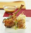 Chicken en pepitoria