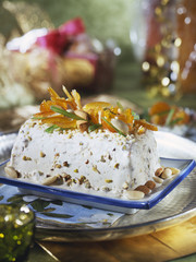 The three wise men's ice cream nougat