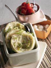 Artichoke base salad