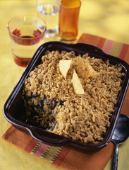 Mexican crumble