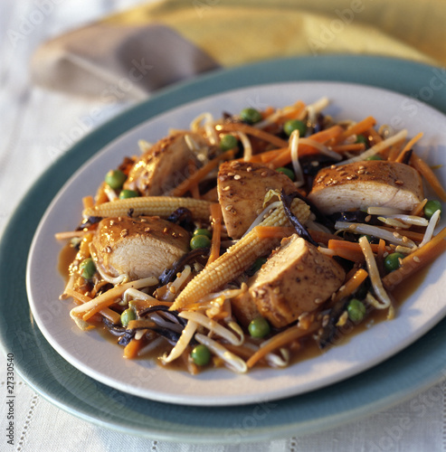 Chinese-style pork fillet