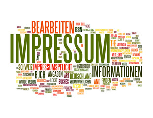 Impressum - Deutsch