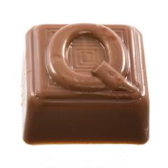chocolat letter Q