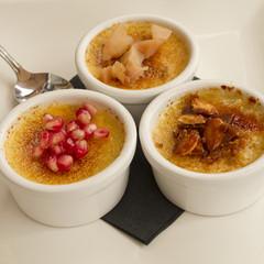 Creme Brule Dessert