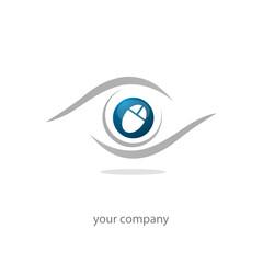 logo entreprise, icône informatique