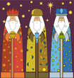 Christmas: Three Wisemen - Three Kings