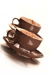 Kawa ze śmietanką