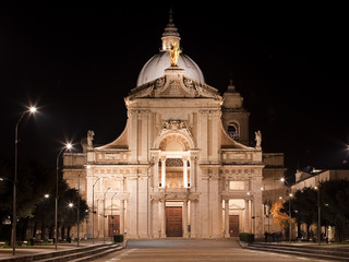 Basilica di Santa Maria degli Angeli - Umbria