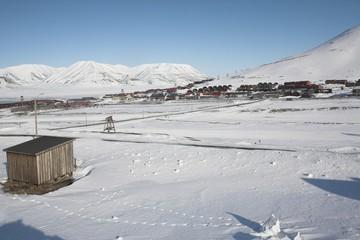 Longyearbyen panorama